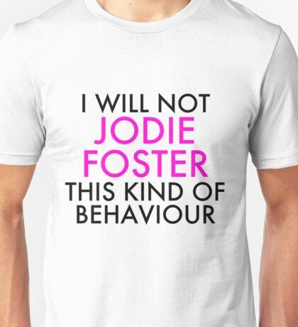RPDR - Jodie Foster Unisex T-Shirt