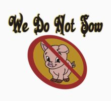 We Do Not Sow by Joshua Bell