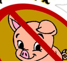 We Do Not Sow Sticker