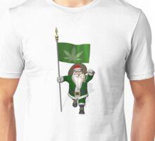 Santa Claus Always In Best Mood Unisex T-Shirt