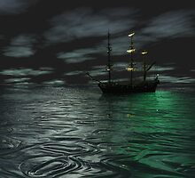 Siren 2:  The Ship by Rose Moxon