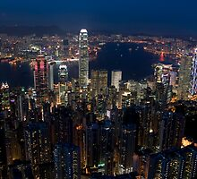 Majestic Hong Kong  by Chris Putnam