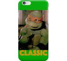 Old school turtle iPhone Case/Skin