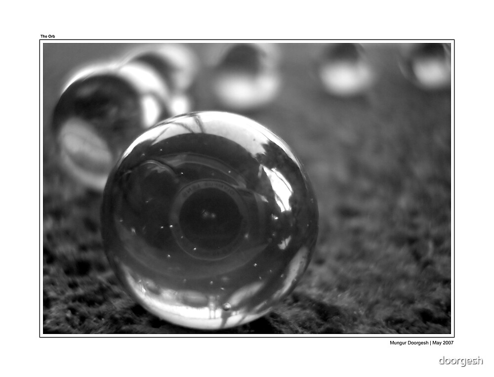 The Orb by doorgesh