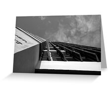 Price Tower - Bartlesville, Oklahoma Greeting Card