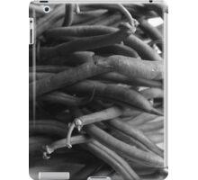 Green Beans iPad Case/Skin