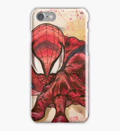 Hey Spidey  iPhone Case/Skin