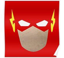 DC Comics: The Flash (Minimalist) Poster