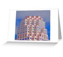 building blocks Greeting Card