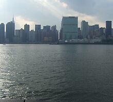 the city skyline by garcia1278
