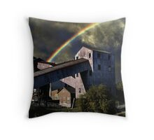 old east perth power station Throw Pillow