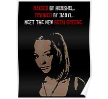The New Beth Greene. Poster