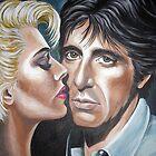 Al Pacino by Anne Wild