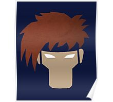Marvel Comics: Gambit (Minimalist) Poster