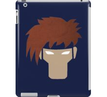 Marvel Comics: Gambit (Minimalist) iPad Case/Skin