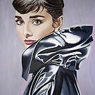 Audrey Hepburn 1 by Anne Wild
