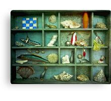 Tackle Box Canvas Print