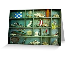 Tackle Box Greeting Card