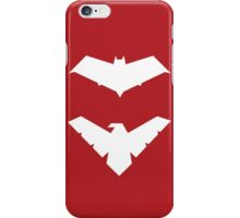 Red Hood and Nightwing Phone Case iPhone Case/Skin