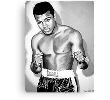 Ali Canvas Print