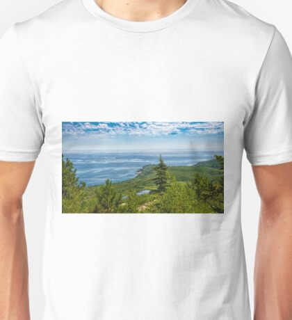 View from the Top Unisex T-Shirt