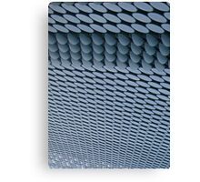 blue abyss Canvas Print