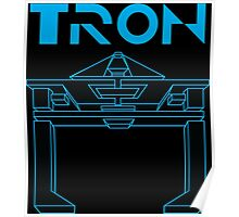 Tron Recognizer Poster