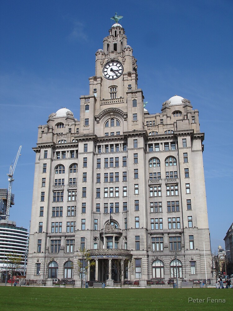 The Liver Building by Peter Fenna