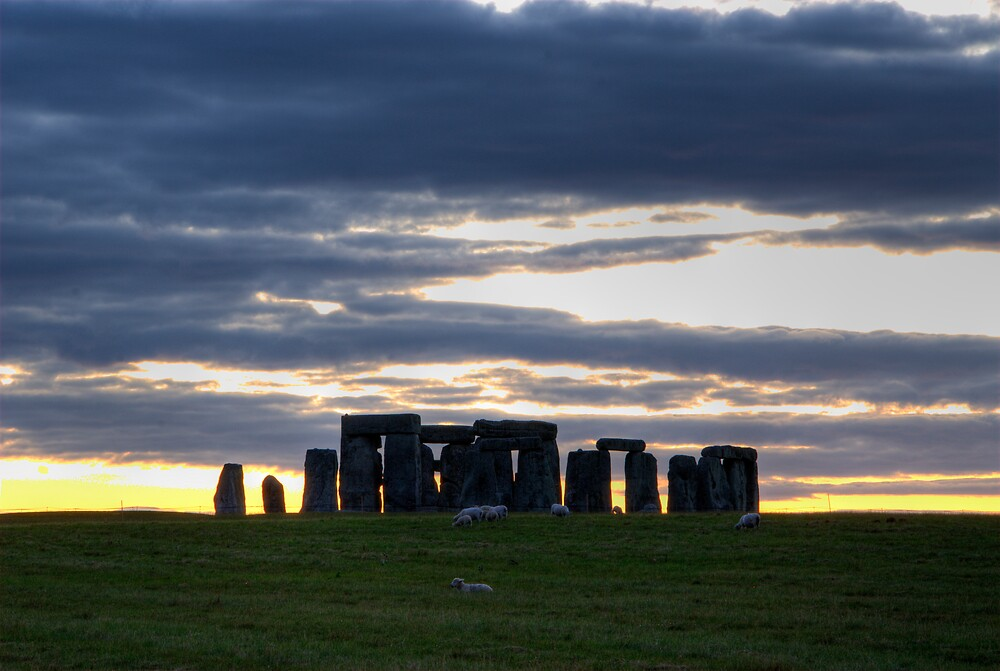 Stonehenge by Craig Goldsmith