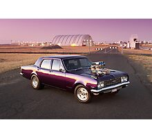 Holden HG Brougham Photographic Print