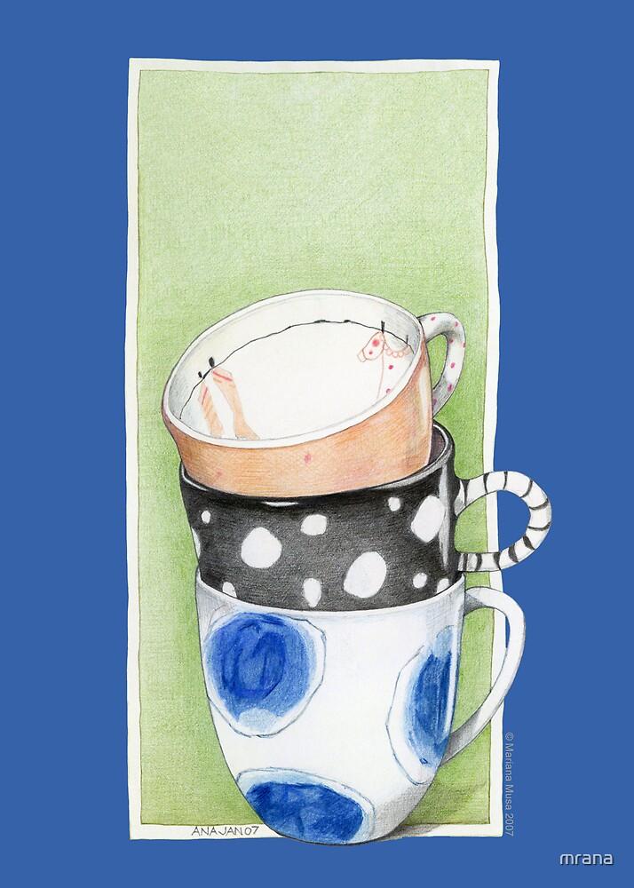 Mugs by Mariana Musa