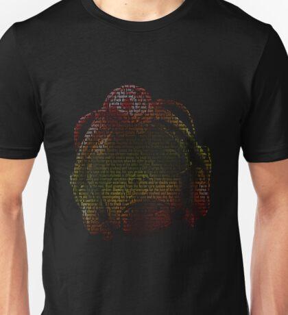 Jackal Head Rainbow Six Unisex T-Shirt
