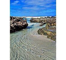 Wave Motion #2 Photographic Print