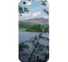 Lake Windermere at Troutbeck England 198405190019m  iPhone Case/Skin