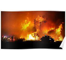Australian Bushfires Poster