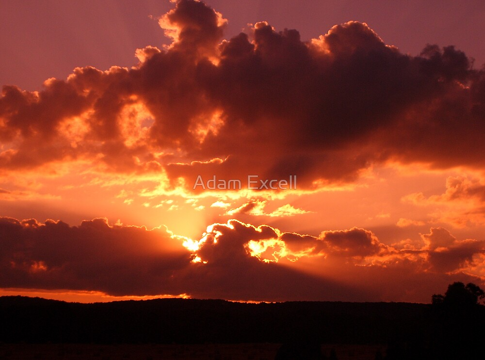 Sunset by Adam Excell