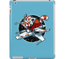 Red Panda, Standing By iPad Case/Skin