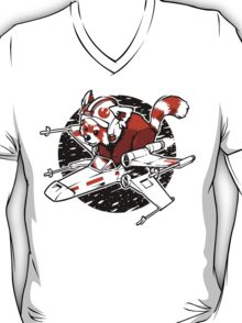 Red Panda, Standing By T-Shirt