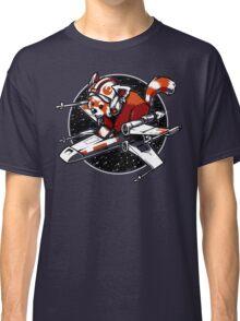 Red Panda, Standing By Classic T-Shirt