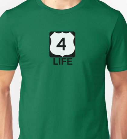 Route 4 Life Root for Life - U.S. Unisex T-Shirt