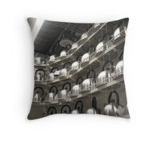 stainless 3 Throw Pillow