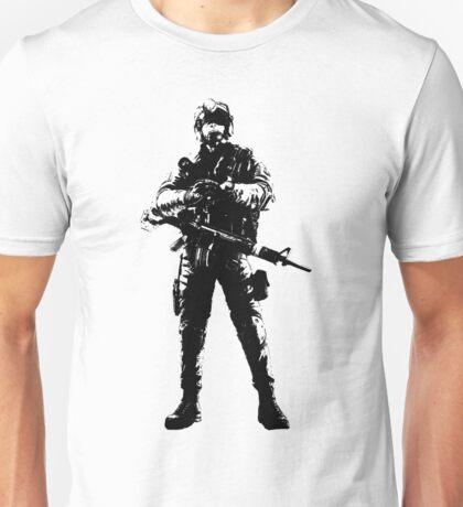 Weathered Jackal Rainbow Six Unisex T-Shirt