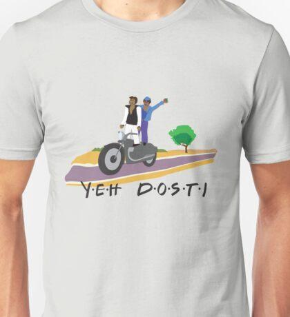 Yeh Dosti Sholay Friends  Unisex T-Shirt