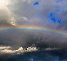 Double Rainbow by sfitzh2o