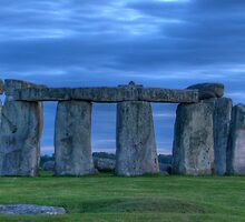 Stonehenge Panorama by Craig Goldsmith