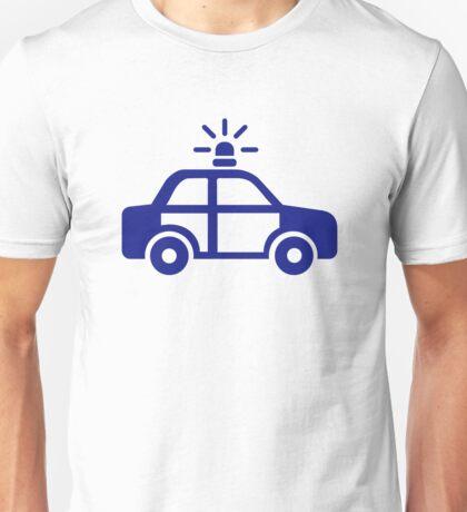 Police car Unisex T-Shirt