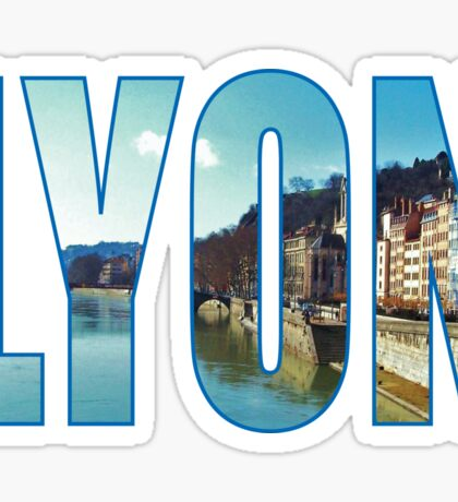 Lyon Sticker