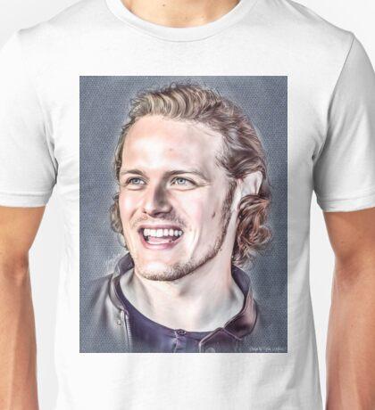 Sam Heughan  Unisex T-Shirt