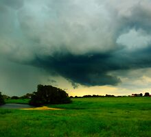 Texas Summer by Brian Barnes StormChase.com