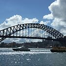 Sydney Harbour Bridge by digitalglare